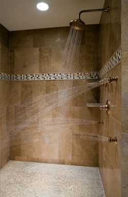 Natural Stone Showers http://www.sandiegotiling.com/bath-and-shower.html