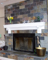 Natural Stone and Mantle - San Diego California - SanDiegoTiling.com