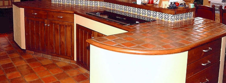TerraCotta Kitchen